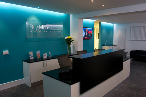New Reception