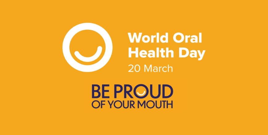 World Oral Health Day 2021